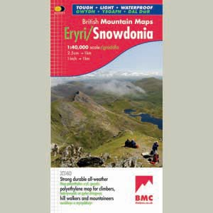BMC Map Snowdonia