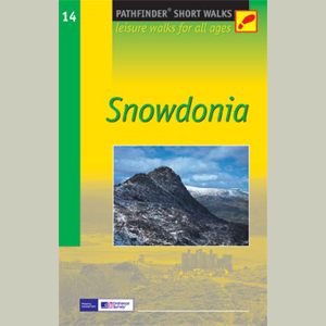 Jarrold Crimson Short Walks (No 14) SNOWDONIA 2nd Edn