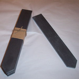 Set of 6 Slate Plant Markers