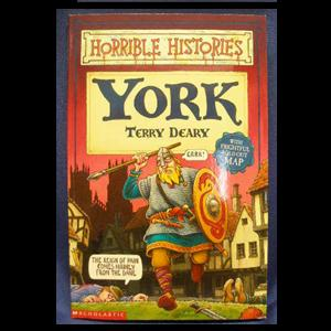Horrible Histories York Book