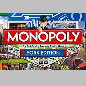 York Edition Monopoly