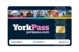 The York Pass - Entry to 30 great attractions for one great price