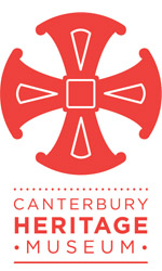 Canterbury Heritage Museum, logo