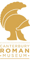 Canterbury Roman Museum, logo