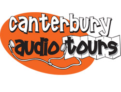Canterbury Audio Tours, logo