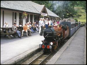 Ravengalss &amp; Eskdale Railway