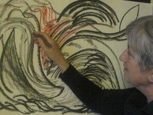 Expressive Drawing with Jaini Hadley