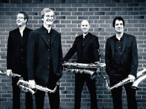 Apollo Saxophone Quartet