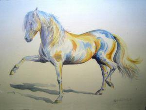 Drawing & Painting the Horse