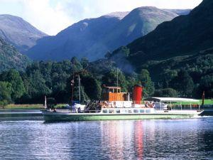 Ullswater Steamers - Howtown