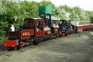 Wells Walsingham Light Railway