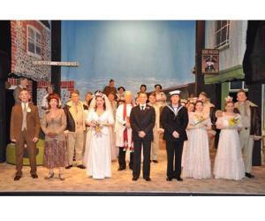 East Norfolk Operatic Society