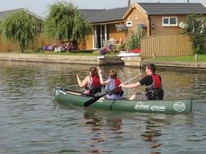 Canoe Hire Norfolk Broads