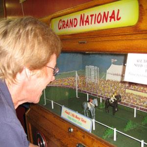 Grand National old penny slot machine