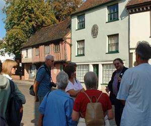 Ipswich Walking Tours