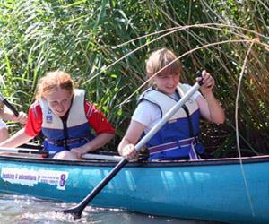 The Moorhen B&B Canoe Trail