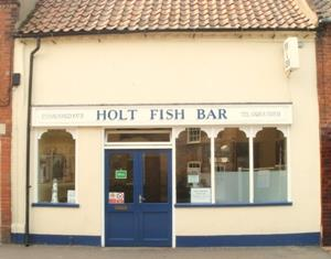 Holt Fish Bar