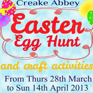 Easter at Creake Abbey