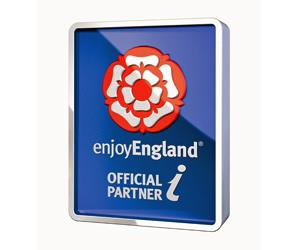 Enjoy England Official Partner