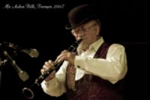 Acker Bilk MBE and his Paramount Jazz Band