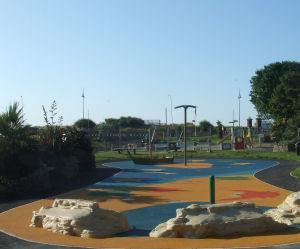 Princes Park Splash Pad