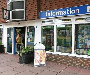Eastbourne Tourist Information Centre