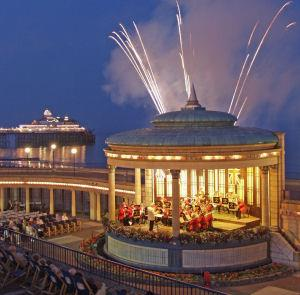 1812 Fireworks at Eastbourne Bandstand