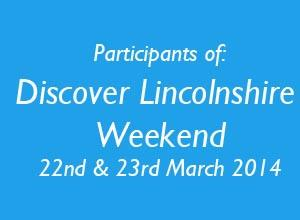 Discover Greater Lincolnshire Weekend