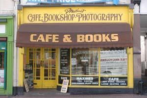 Maxine's Café & Books