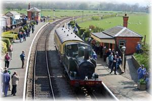 Llangollen Railway Plc