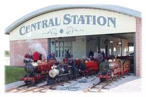 Rhyl Miniature Railway