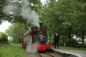 Talyllyn Victorian Train