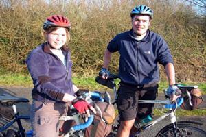 Lon Eifion Cycle Route - Caernarfon