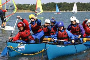 Plas Menai, National Watersports Centre