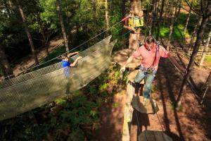 Go Ape! High Wire Forest Adventure
