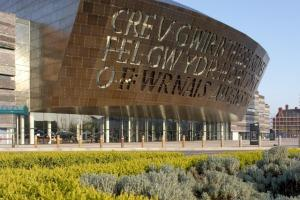 Wales Millenium Centre - Photo By Phil Boorman