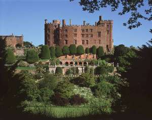 Powis Castle &amp; Garden - National Trust