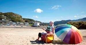 Traeth Abermaw / Barmouth Beach
