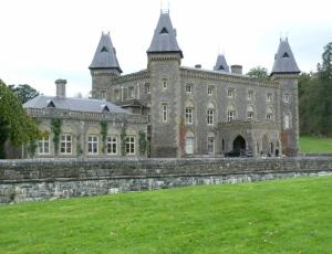 Dinefwr Castle and Park ( Newtown House)