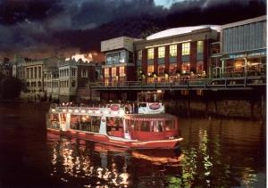 YorkBoat Floodlit Evening Cruise
