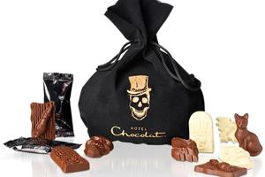 Hotel Chocolat - Get ready for Halloween