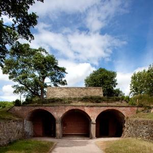 James Turrell Deer Shelter Skyspace. Photo J Wilde