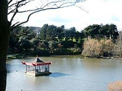 Peasholm Park Lake