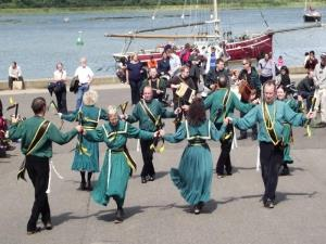 Whitby Folk Week
