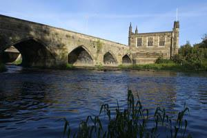 Chantry Chapel and Bridge