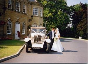 Weddind at Hatfeild Hall