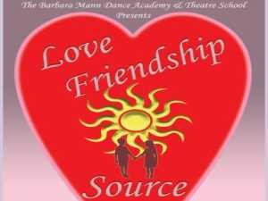 Love, Friendship and Source