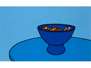 Patrick Caulfield, Sweet Bowl, 1967