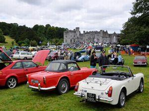 Lakeland Classic Car Rally