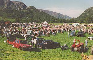 Borrowdale Shepherds Meet & Show
